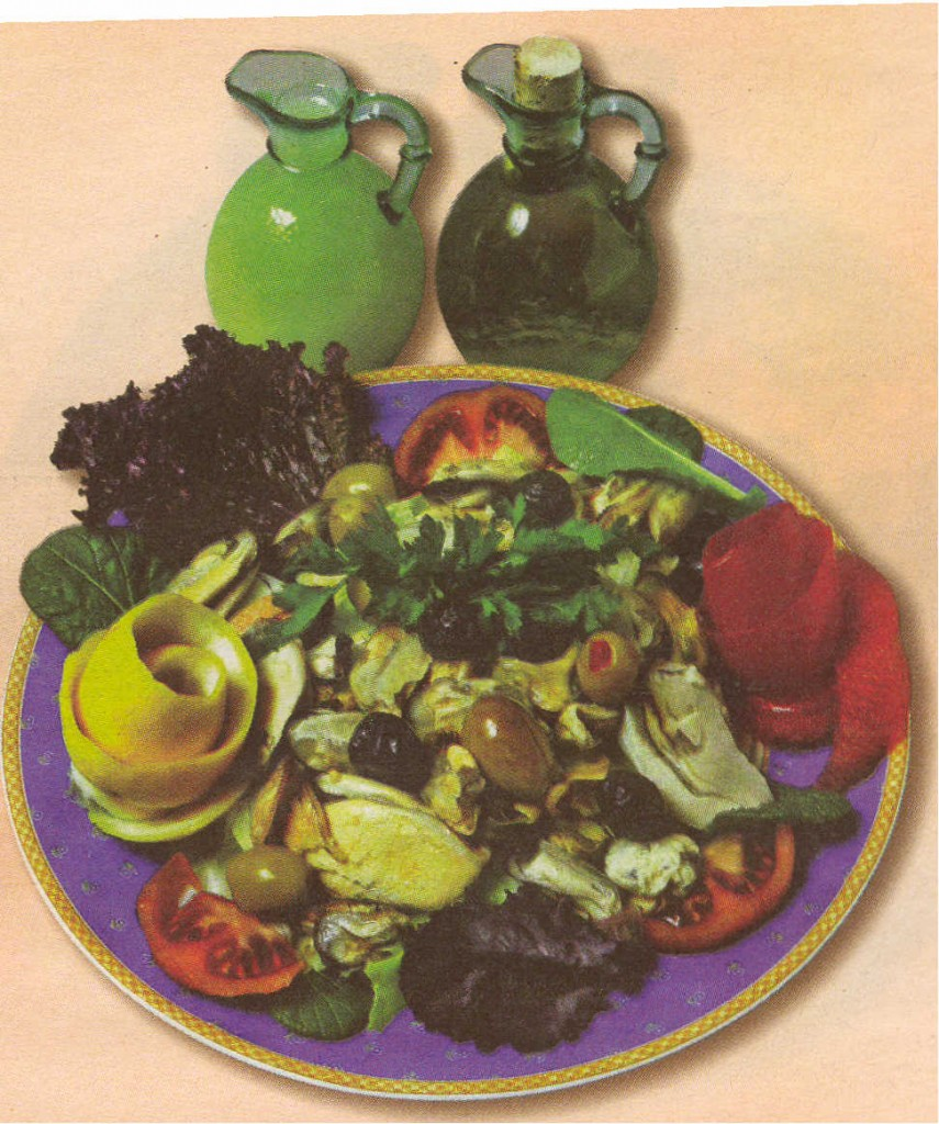 midye salata